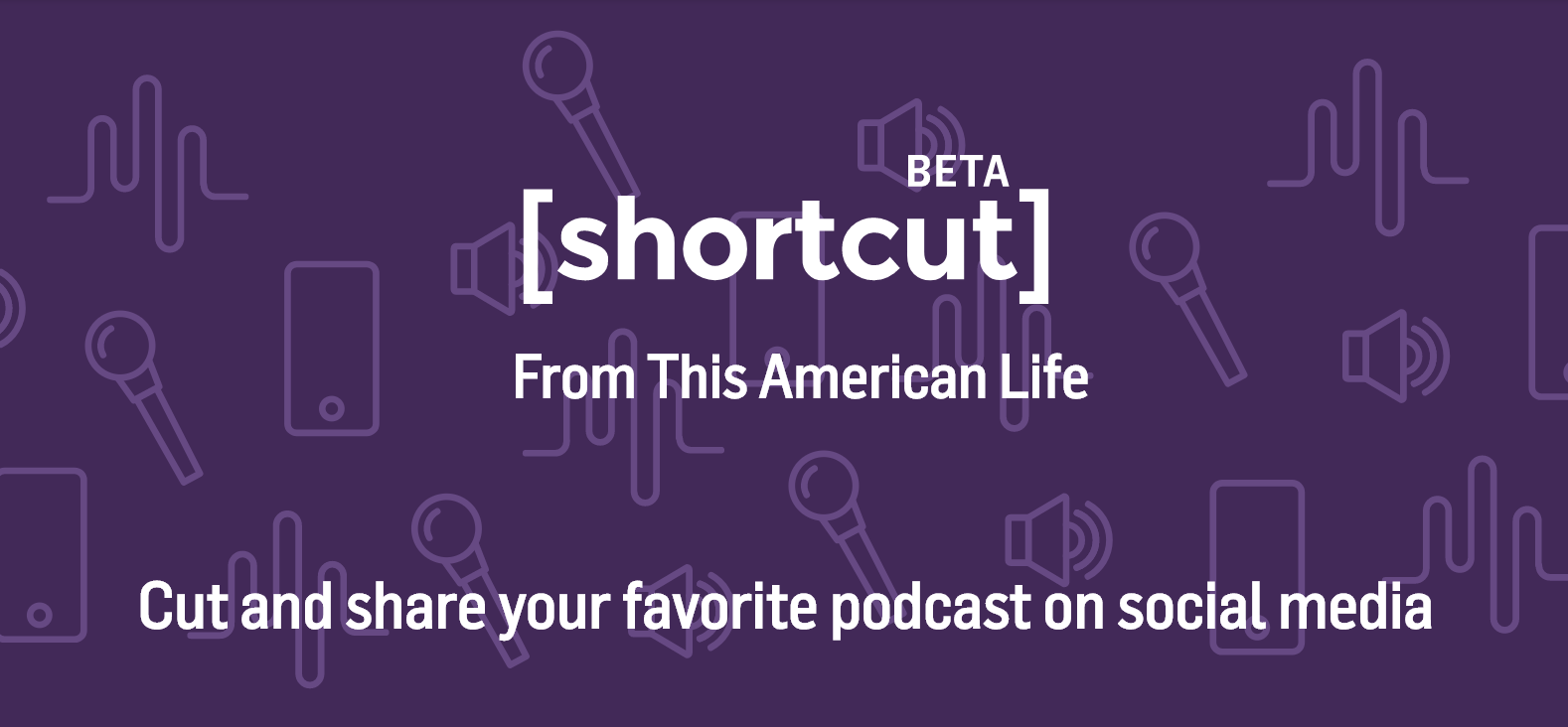 hey podcast creators shortcut is now available for any show to use