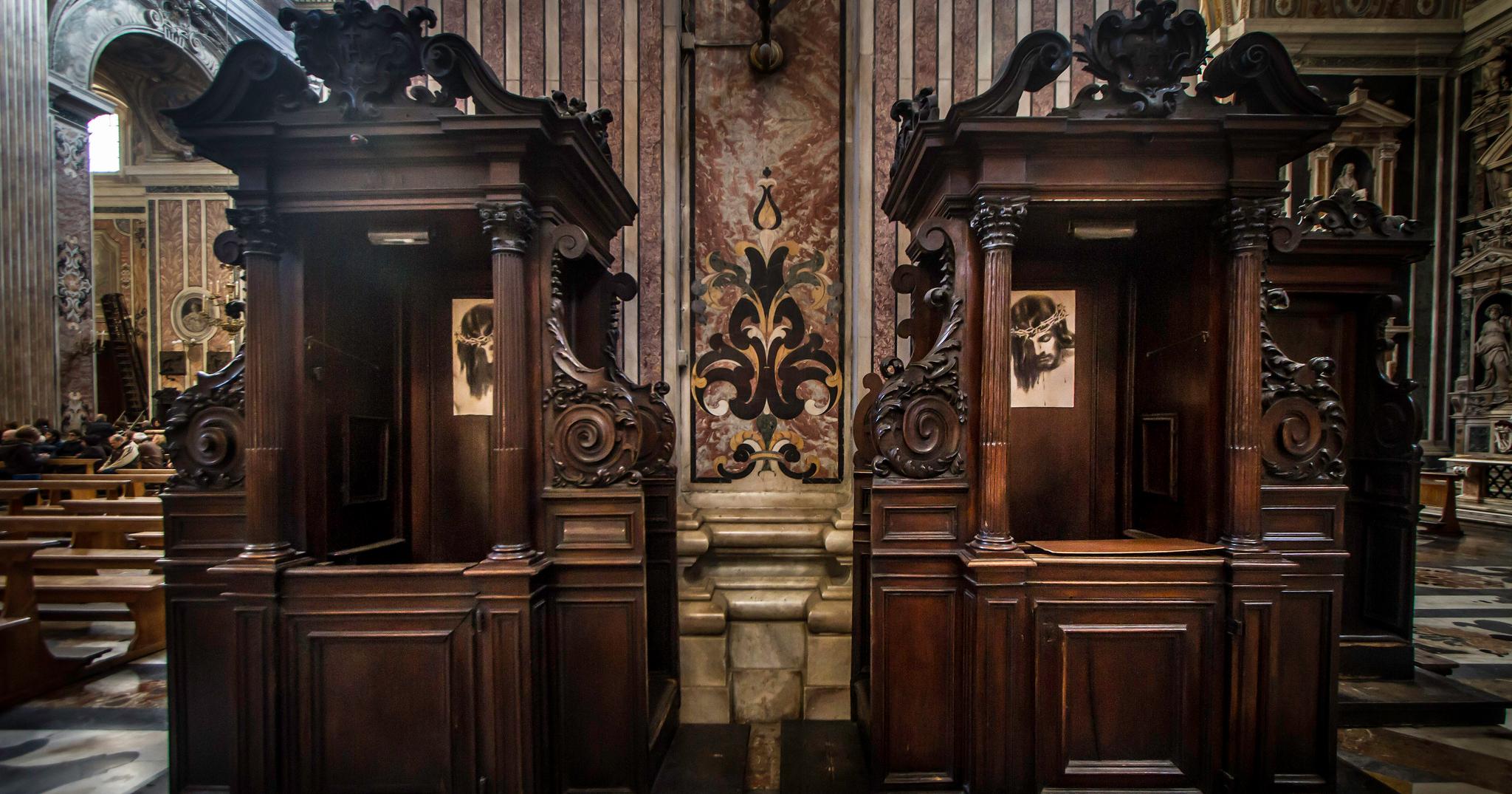 catholic confessional - 1024×576
